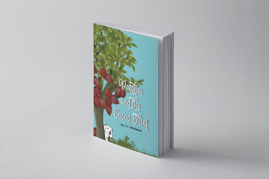 Patches Cocoa Thief Caribbean Mystery